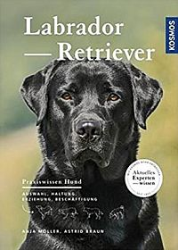Buch über die Hunderasse Labrador